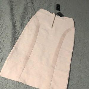 bebe Skirts - Bebe midi bandage skirt